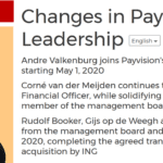 The nw Payvision CEO Andre Valkenburg