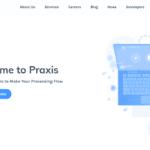 Praxis Cashier Website