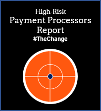 TheChange profile in the High-Risk Payment Processor Report