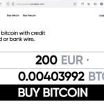 Coindeck crypto processor screenshot transaction