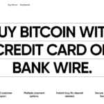 Coindeck crypto exchange website