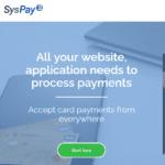 SysPay website